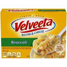 Kraft Velveeta Broccoli Rotini & Cheese oz Box - My Food and Family Velveeta Cheese Sauce, Velveeta Shells And Cheese, Cheese Stuffed Shells, Macaroni And Cheese Kraft, All You Need Is, Cheese And Broccoli Pasta, Cheese Tasting, Easy Family Dinners, Creamy Cheese