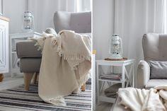 Jak zatrzymać lato w domu. ~ Od inspiracji do realizacji Ikea, Blanket, Blog, Home, Ikea Co, Ad Home, Blogging, Blankets, Homes