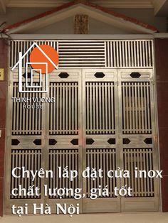 Cửa inox 4 cánh – Hơi thở mới cho không gian nhà đẹp