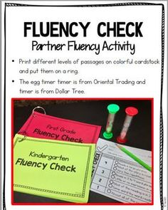 Fluency Passages Christmas Kindergarten First Grade Reading Passages, Kindergarten Reading, Reading Strategies, Reading Comprehension, Text To Text Connections, Fluency Activities, Fluency Practice, 2nd Grade Teacher, First Grade Reading
