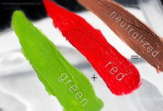 How to Use Green Concealer: A Lesson in Color Correcting