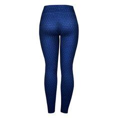 Legging feita Lycra Premium, tecido mais grosso do que a Lycra lisa - Costas