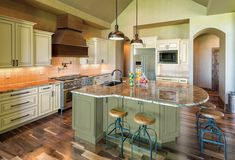 armstrong vanilla cream kitchen | Kitchen and Bath Blab | Modern Supply's Kitchen, Bath & Lighting ...