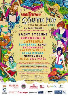 South Pop 2011, Isla Cristina