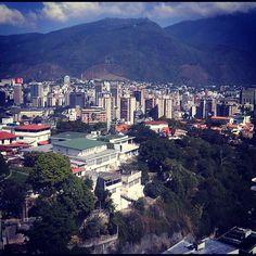 #Caracas cuando cumplió 443 años.   Reportero Gráfico - Samuel Hurtado   #Venezuela