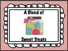 This packet includes Consonant Blend Bingo and Cookie Puzzles.  In both activities the students will practice identifying consonant blends at the beginning of words.   # Pinterest++ for iPad #