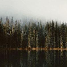 emerald lake lodge by grandmotherwolf
