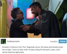 Image result for tumblr thor and loki post