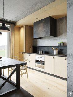 Un appartement au look loft - PLANETE DECO a homes world