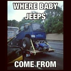 Baby Jeeps
