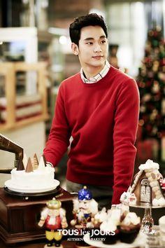 Kim Soo Hyun for Tous les Jours ❤️ J Hearts
