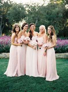 Photography: Steve Steinhardt Photography - stevesteinhardt.com  Read More: http://www.stylemepretty.com/california-weddings/2015/04/09/sweet-pink-san-ysidro-ranch-wedding/