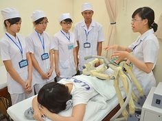 Cao đẳng Điều dưỡng Hà Nội xét tuyển năm 2015