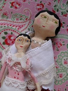 doll and dolly