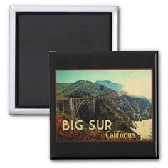 >>>Low Price Guarantee          	Big Sur California Vintage Refrigerator Magnet           	Big Sur California Vintage Refrigerator Magnet We provide you all shopping site and all informations in our go to store link. You will see low prices onHow to          	Big Sur California Vintage Refrige...Cleck Hot Deals >>> http://www.zazzle.com/big_sur_california_vintage_refrigerator_magnet-147927202155227873?rf=238627982471231924&zbar=1&tc=terrest