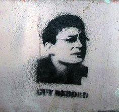 """Maybe spend listening to people talk about Guy Debord's """"Society of the Spectacle"""" to start your morning? Guy Debord, Situationist International, Culture Jamming, Charlie Hebdo, Longest Word, Les Oeuvres, Street Art, Guys, Movie Posters"""