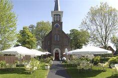 Tsjerke - Top Trouwlocaties - Terherne, Friesland #trouwlocatie #trouwen #feestlocatie