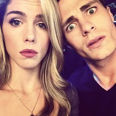 Arrow - Emily & Colton