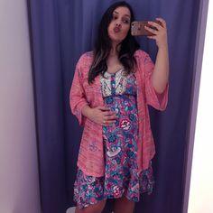 Combinando seus looks com azul e rosa. Que tal?