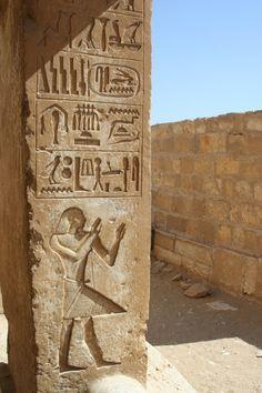 Saqqara tomb hieroglyphcs http://www.pinterest.com/larum/ancient-egypt/