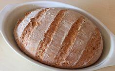 Pihe-puha gluténmentes kenyér Gluten Free Recipes, Free Food, Paleo, Bread, Meals, Tej, Glutenfree, Gluten Free, Meal