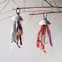 Journey into Creativity: Clay jellyfish