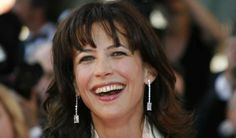 French actress, Sophie Marceau