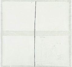 Květa Pacovská / Untitled / Mixed media on paper / 68 x 68 cm / 2012