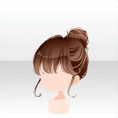 Rika's mom's hair