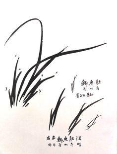 Japanese Painting, Chinese Painting, Sumi E Painting, Chinese Artwork, Chinese Brush, Art Thou, Painted Books, Botanical Drawings, Female Portrait