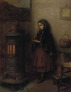 Art History News: EASTMAN JOHNSON at Auction