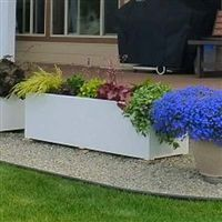 Front Porch Large Outdoor Planter Boxes Outdoor Planters