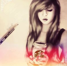 Kristina Webb is an amazing artist.