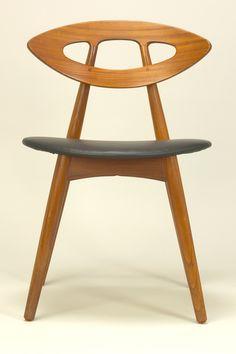 Designed by Ejvind A Johansson Denmark Circa 1960 - Ivan Gern Furniture Denmark