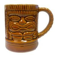 Tiki Ceramic 9oz Mug