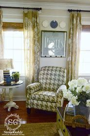 StoneGable: FAMILY ROOM CHAIR REVEAL