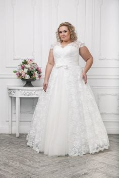 Huge part of wedding dresses for bride are designed for thin women. Plus size wo… Huge part of wedding dresses for bride are designed for thin women. Plus size women spent on wedding dress searches twice the time. So we… Continue Reading → Plus Size Wedding Gowns, Plus Size Gowns, Dress Plus Size, Princess Wedding Dresses, Best Wedding Dresses, Designer Wedding Dresses, Bridal Dresses, Dresses Uk, Trendy Wedding