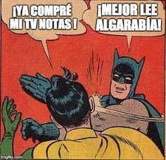 Meme Algarabía www.algarabia.com