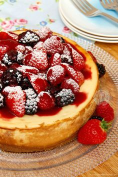New York Cheesecake! - Jane's Patisserie