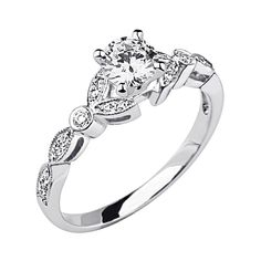 Middle ages However, diamond engagement rings were for a long time seen as the domain of the nobility and aristocracy, whereas women's wedding rings may resemble US engagement rings. Description from goldengagementringsedo.blogspot.com. I searched for this on bing.com/images
