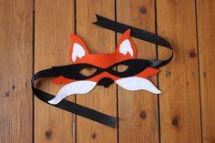 L'élégant masque du maître Renard Masqué