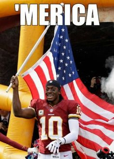 RGIII sets NFL history having a 158.3 passer rating, He was 14 for 15 for 200 yds, 4 td's & no interceptins. He ran 12 times for 84 yds,  Redskins 31 - Eagles 6. 11/18/2012
