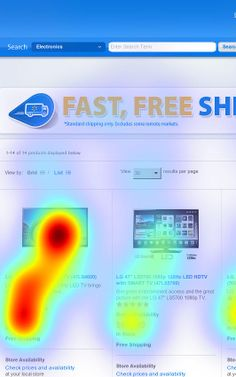 Eyetracking Study Reveals What People Actually Look At When Shopping Online | Co.Design | business + design