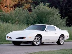 My dream car, still: Pontiac Firebird Formula (1991 – 1992). I like anything from the KITT era through the '90s.