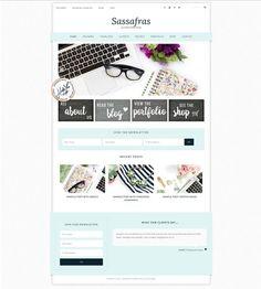 Best Sassafras - Genesis Wordpress Theme