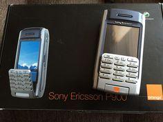 Sony Ericsson P900 - Urban Gray (Unlocked) GSM *SUPER RARE* *COLLECTIBLE* #SonyEricsson #Bar