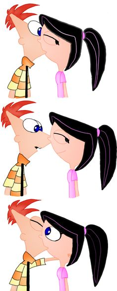 Phineas,+Isabella+and+marie | sketch Phineas-y-Ferb-Fan by Dannyflyn249
