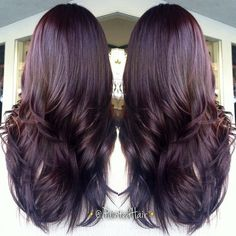 Perfect length for layers. The color is pretty too
