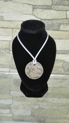 Gray sky ceramic necklace Ceramic Necklace, Ceramic Jewelry, Boho Jewelry, Unique Jewelry, Grey Skies, Handmade Items, Handmade Gifts, Jewerly, Necklaces
