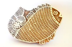 Hey, I found this really awesome Etsy listing at https://www.etsy.com/listing/227147585/large-fish-stamp-hand-carved-wood-block